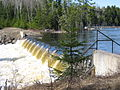 Ducks Unlimited Dam on Pokiok Stream.JPG
