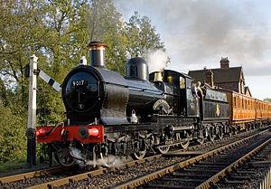 GWR 3200 Class - Image: Duke of Berkeley