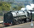 Duke of Gloucester passing Severn Tunnel Junction.jpg