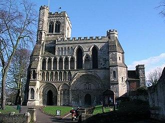 Dunstable - Dunstable Priory