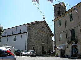 Pizzeria La Credenza Castelnuovo Di Garfagnana : Chiesa dei santi pietro e paolo castelnuovo di garfagnana