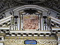Duomo di colle, int., cappelle di sx, 02, dipinti di francesco nasini (1690) 01.JPG