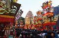 Durga Puja Pandal - Tridhara Sammilani - Manohar Pukur Road - Kolkata 2014-10-02 9024-9026.TIF