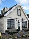 foto van Houten huis, uitwendig voornamelijk 19e-eeuws van aspect