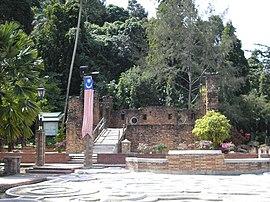 Image result for kota belanda di pulau pangkor