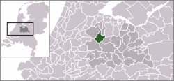 Location of Breukelen