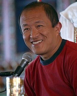 Khyentse Norbu Tibetan Buddhist lama
