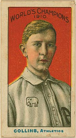 Eddie Collins - Baseball Card