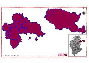 Comarca del Ebro - Image: EBRO