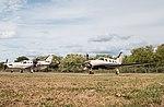 EGLK - Piper PA-46-350P Malibu Mirage & Socata TBM-700 - N394SE & N850BL (43356784784).jpg