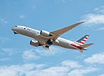 EGLL - Boeing 787 Dreamliner - American Airlines - N814AA (44079475661).jpg