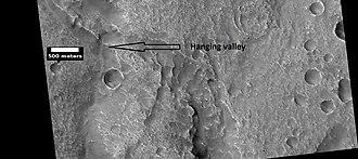 Tempe Terra - Image: ESP 045590 2170hanging