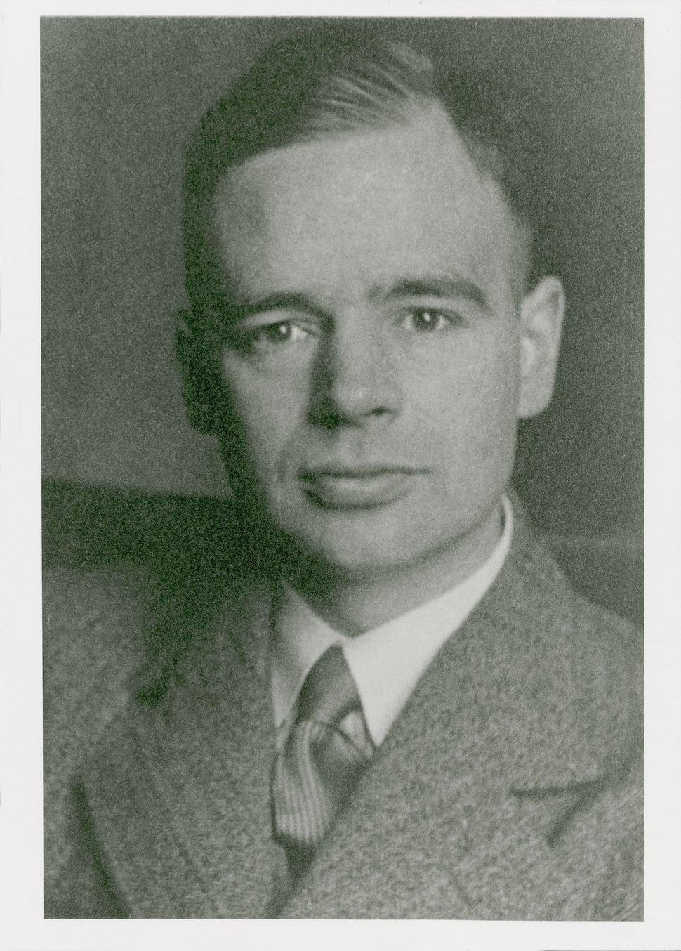 ETH-BIB-Waerden, Bartel Leendert van der (1903-1996)-Portrait-Portr 12193