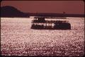 "EXCURSION BOAT ""LARRY DON"" ON MAIN OSAGE ARM OF LAKE OF THE OZARKS - NARA - 551222.tif"