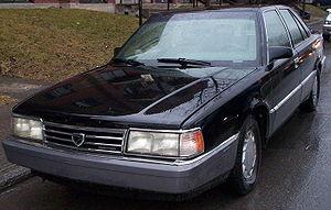 Eagle (automobile) - Eagle Premier