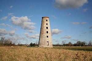 East Kirkby - East Kirkby Mill