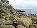 East coast rocks - geograph.org.uk - 605809.jpg