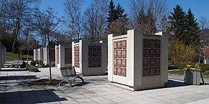 Columbarium - Image: Ebingen Kolumbarium