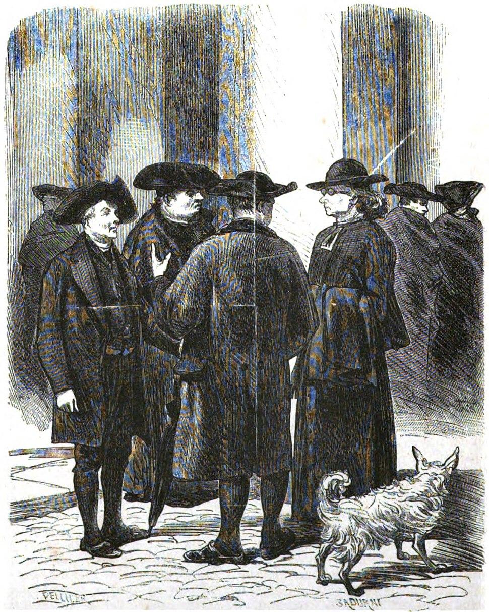 Eclesiásticos de varios países reunidos en Roma con Motivo del Concilio