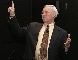 Edward L. Hubbard - Hubbard speaking at Texas A&M University in 2004.