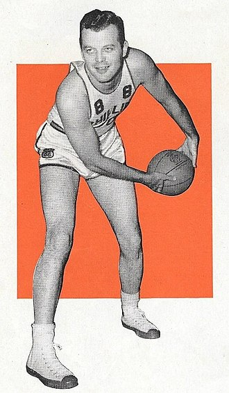 Ed Beisser - Beisser with the Phillips 66ers