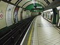 Edgware Road (Bakerloo) stn northbound look south.JPG