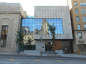 Sir John A. Macdonald Building - Annex