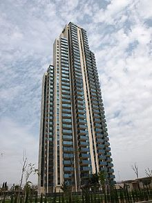 List Of Tallest Buildings In Benidorm Wikipedia