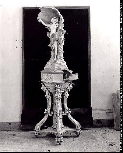 Edison phonograph 1912