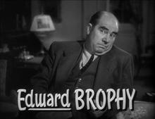 edward brophy disney