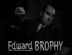 jere edward brophy
