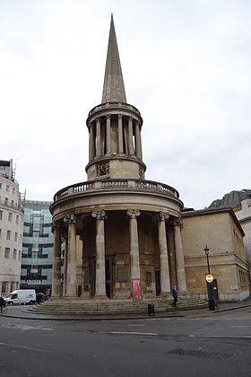 Église All Souls, Langham Place, Londres