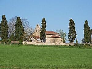Preignan - Image: Eglise de Preignan