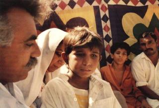 Iqbal Masih former child slave, activist against child labour and bonded labour