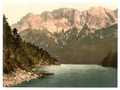 Eibsee, general view, Upper Bavaria, Germany-LCCN2002696216.tif