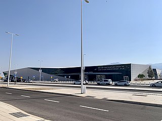 Ramon International Airport Eilat