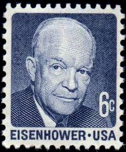 Eisenhower 1970 Issue-6c