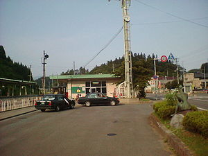 Senmaya Station - Senmaya Station in June 2005
