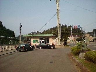 Senmaya Station - Senmaya Station in June 2005
