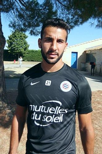 Moroccans in France - Image: El Kaoutari MHSC 2013