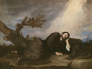 José de Ribera, Jacob's Dream, 1639