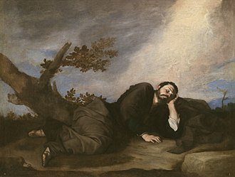 Bethel - Depiction of Jacob's dream at Bethel, by José de Ribera.