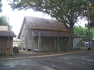National Register of Historic Places listings in Pasco County, Florida - Image: Elfers Baker House 01
