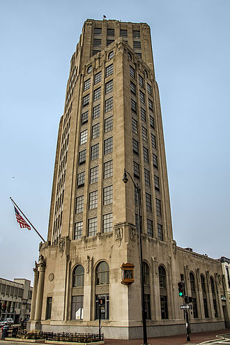 Elgin, Illinois - Elgin Tower Building