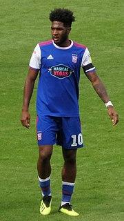 Ellis Harrison Welsh footballer