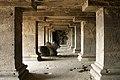 Ellora Caves, India, Nandi bull, ancient rock-cut cave temple.jpg