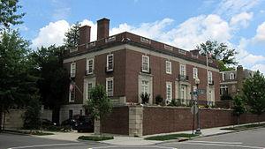 Embassy of Afghanistan, Washington, D.C. - Image: Embassy of Afghanistan