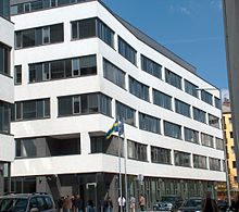 List of diplomatic missions of Sweden - Wikipedia