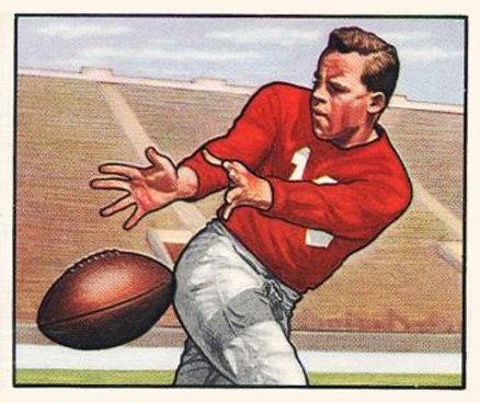 Emil Sitko - 1950 Bowman