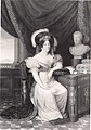 Emile Bernhard Chevalier de Guerard - Maria Isabella di Spagna.jpg
